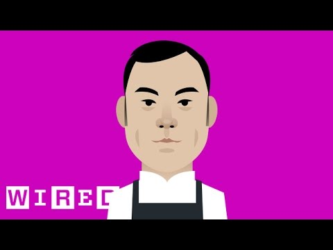 WIRED By Design: David Chang Shares the Secrets Behind Momofuku's Delicious Success