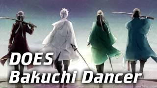 Repeat youtube video NIGHTCORE - BAKUCHI DANCER (GINTAMA)