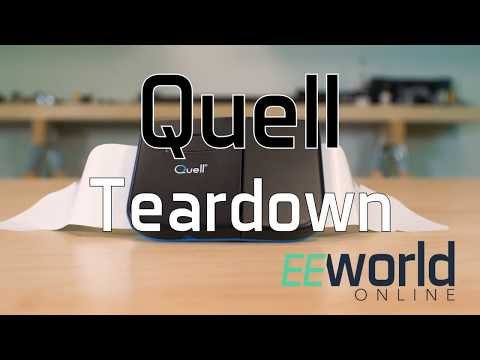Teardown: Inside the Quell TENS pain-relief stimulator
