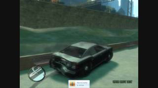 GTA IV HD Gameplay 9 MINUTES!!!!!!!!! Thumbnail