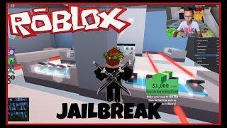 JAILBREAK | ROBLOX Games | Fearless Gamerz