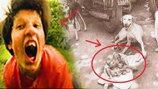 La Sorprendente Historia de la Niña criada por Perros salvajes -Oxana Malaya