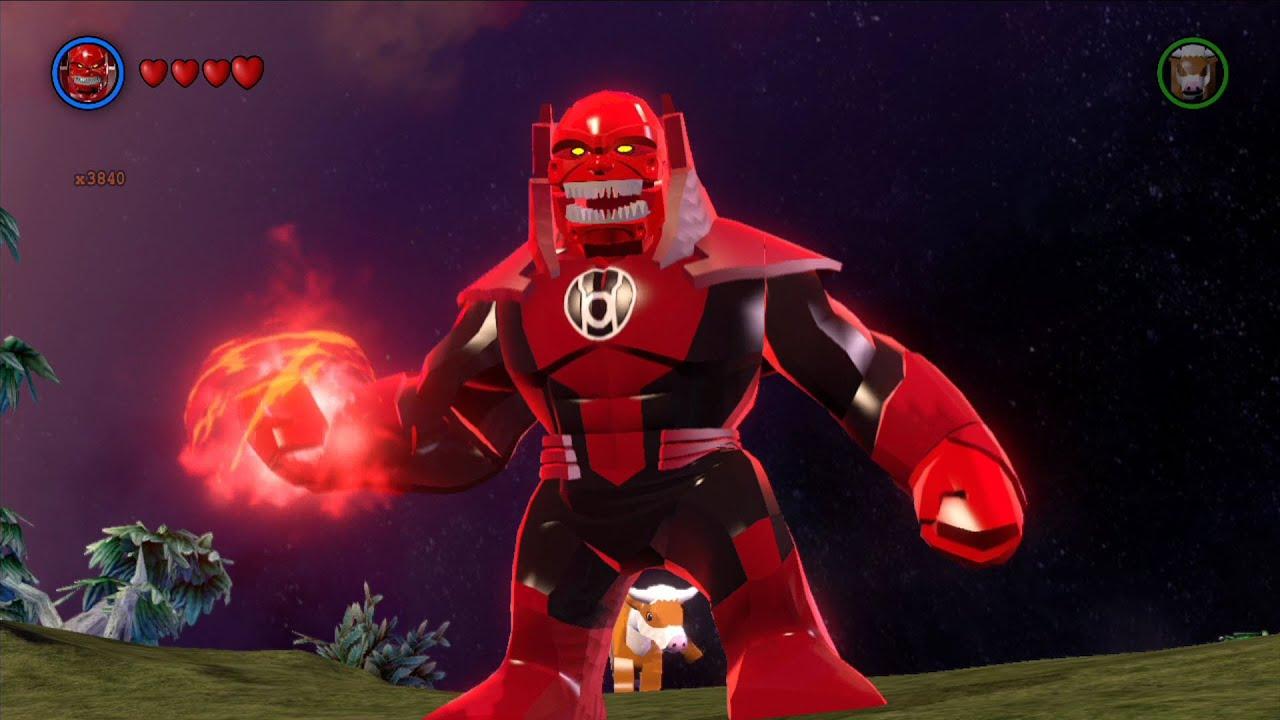 LEGO Batman 3: Beyond Gotham - Atrocitus Free Roam ...