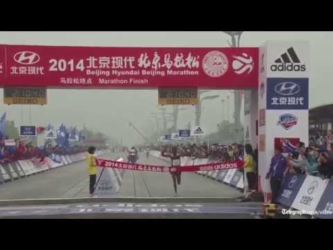 The world's unhealthiest marathon?