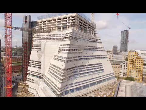 The New Tate Modern: Introduction by Nicholas Serota