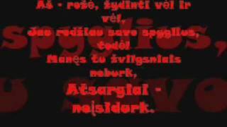 Aš Rožė - Viktorija Perminaitė