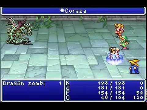 Jefe opcional #1 - Dragón Zombi x1
