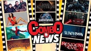 Dark Universe, Game of Thrones, Star wars, Xmen y más Combo News thumbnail