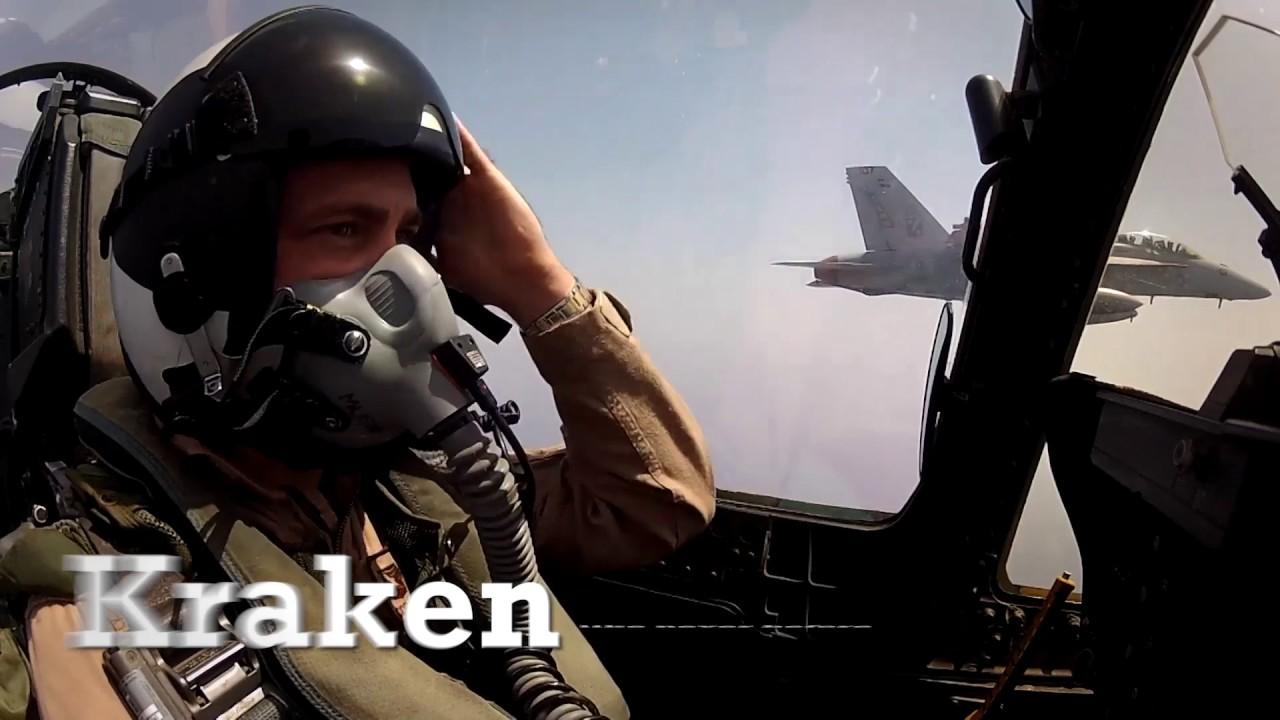 Releasing the Kraken - YouTube