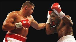 Riddick Bowe vs Andrew Golota - Highlights I & II (Disqualifications & Riot)