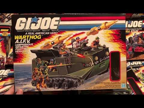 GI Joe Warthog A.I.F.V  Hasbro1987 1980s 80sThen80sNow
