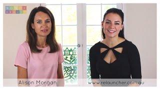 Hayat & Kariyer oluşturmak Relauncher var Alison Morgan | BONDİ GÜZELLİK seveceğim