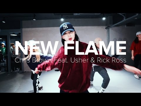 New Flame - Chris Brown feat. Usher & Rick Ross / Sori Na Choreography