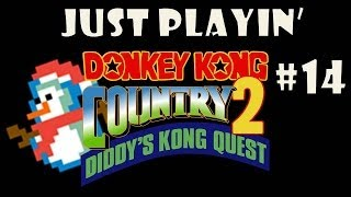Donkey Kong Country 2 - Animal Frantics // Ep. 14 - Just Playin