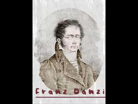 Franz Danzi  Quartet for Flute, Violin, Viola & Cello, Op. 56 N° 1 en  D Major