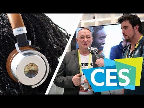 METERS MUSIC HEADPHONES AT CES 2017 | Mindstream Studio