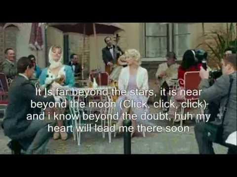 Beyond The Sea- Kevin Spacey Lyrics and video