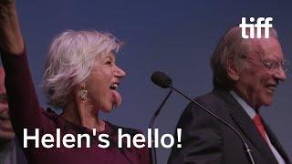 Helen Mirren Takes Centre Stage | TIFF 2017