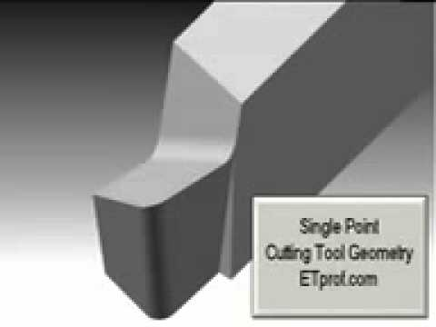 single point cutting tool geometry mpeg4 youtube. Black Bedroom Furniture Sets. Home Design Ideas