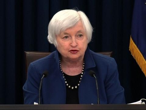 Yellen: 'Monetary Policy Remains Accommodative'