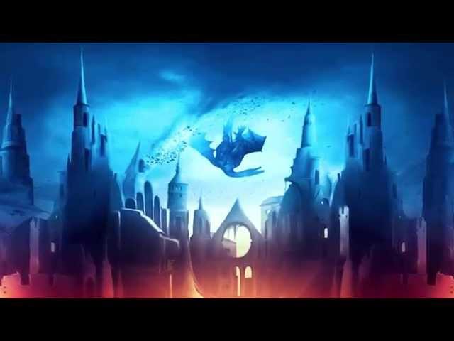 BEFORE EDEN - BROKEN WINGS - lyrics video HD