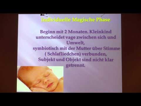 Stufen der Seelenentwicklung, Vortrag Dr. Dagmar Uecker, Teil 1