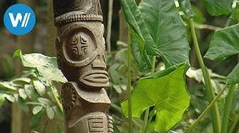 Tiki: das Symbol von Französisch-Polynesien