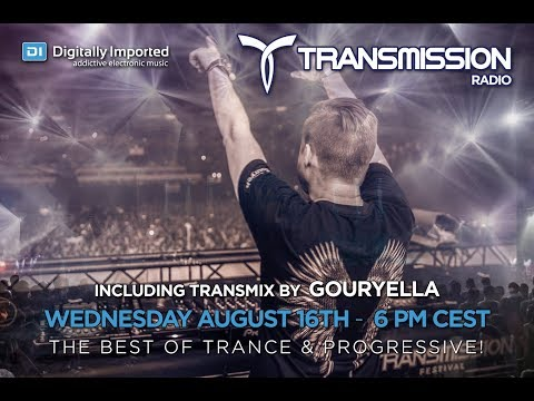 Transmission Radio #130 - Transmix by GOURYELLA