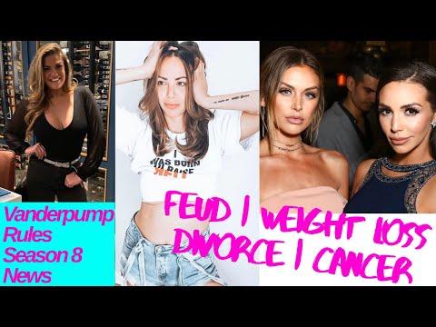 Vanderpump Rules Season 8 News: Lala Shades Scheana, Brittany Drops Weight, Ariana's Cancer Surgery
