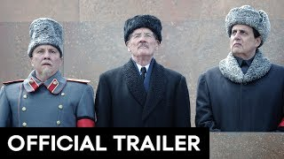 THE DEATH OF STALIN - BUSCEMI, ISAACS, PALIN, WHITEHOUSE, FRIEND, RISEBOROUGH, PALIN, BEALE, TAMBOR
