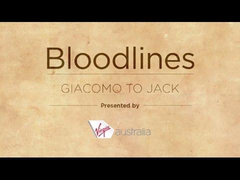 Bloodlines  Giacomo to Jack