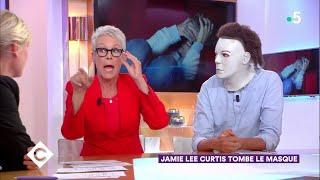 Jamie Lee Curtis : invitée exceptionnelle ! - C à Vous - 23/10/2018