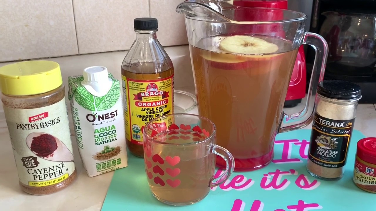 Agua Com Mel E Canela Beneficios baja de peso super rapido tomando te de manzana, rosas y canela!  #vientreplano #abdomenplano