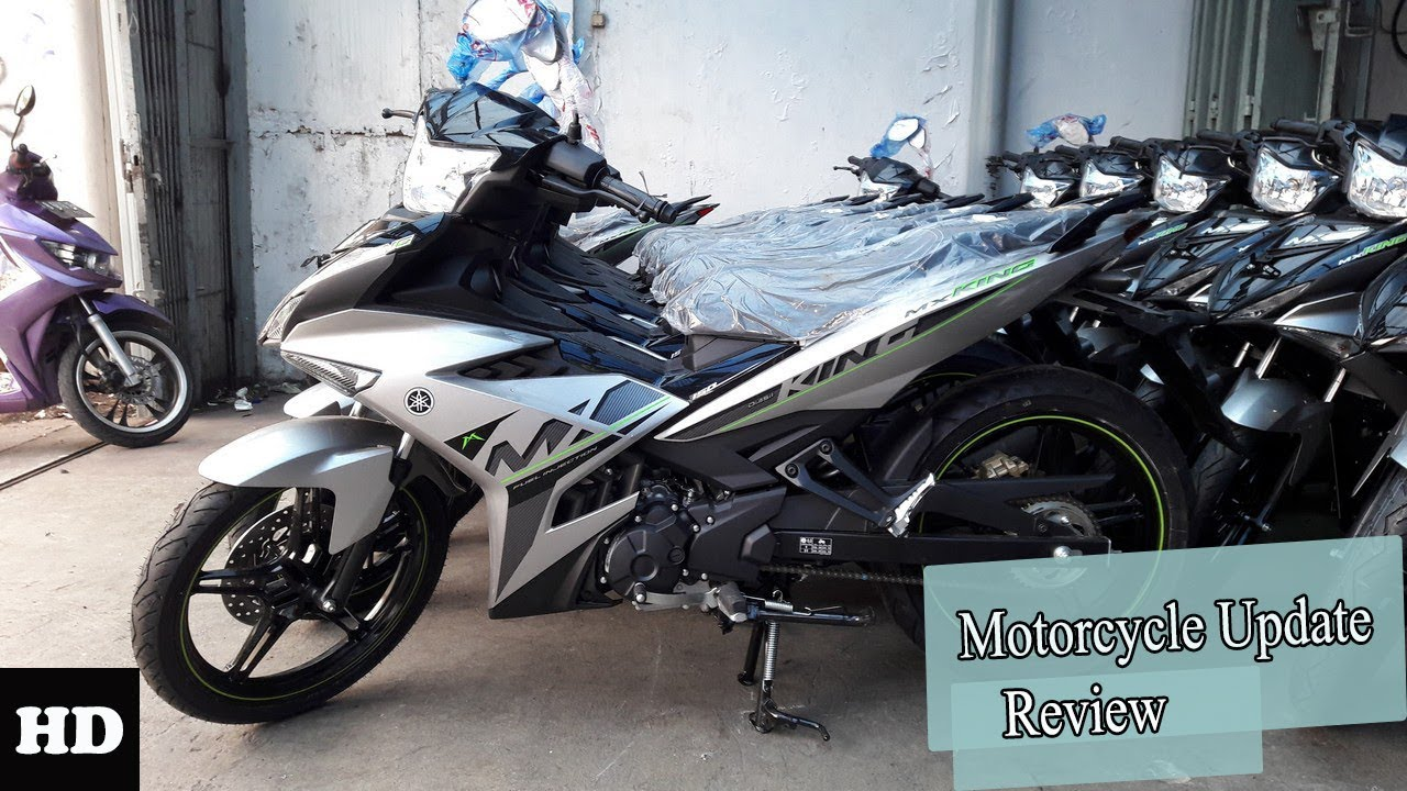Hot News All New Yamaha Mx King 155 Vva 2019 In Indonesia New