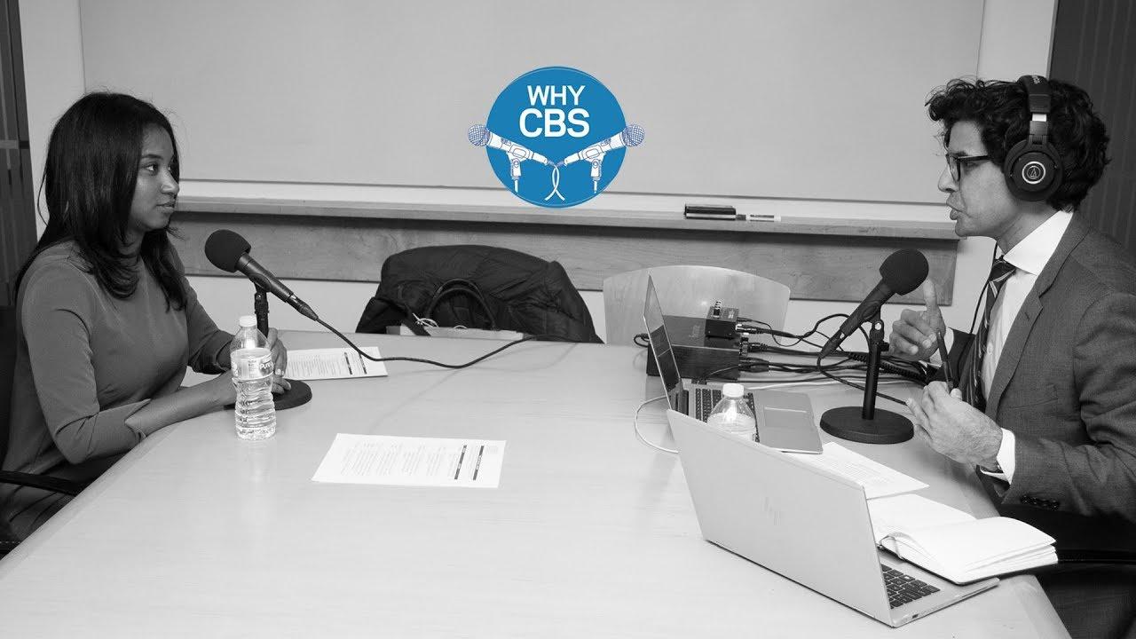 810439b4289ec Why CBS Podcast  Antonia Hyman  18 (Excerpt) - YouTube