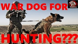 Why Mink Man Wants a War Dog