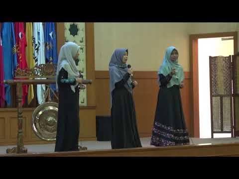 Pembukaan 4th International Conference Fakultas Dirasat Islamiyah UIN Syarif Hidayatullah Jakarta