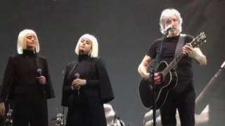 Roger Waters Vera Bring the Boys Back Home - Tulsa 6/1/2017 Pink Floyd