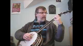Country Roads banjo cover (version complète)