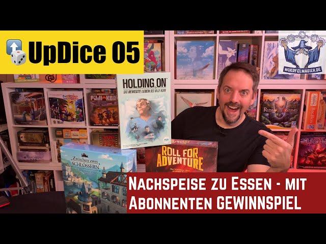 UpDice 05 - Nachspeise von Essen u.v.m.