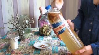 видео Квас из березового сока с изюмом