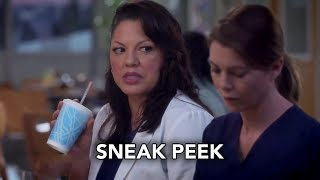 "Grey's Anatomy 11x13 Sneak Peek ""Staring at the End"""