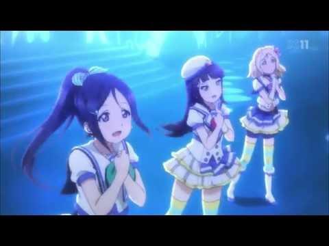 ラブライブ!サンシャイン!! (Love Live! Sunshine!!) - OP - 青空Jumping Heart (Aozora Jumping Heart) [HD]
