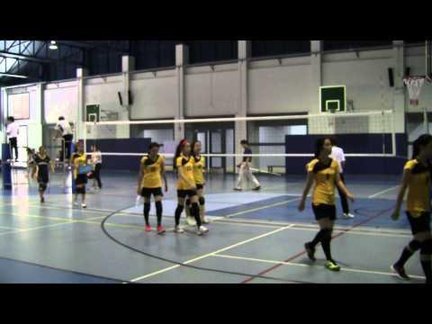 Varsity Volleyball 2013-14 Morrison Academy vs ICS Bangkok