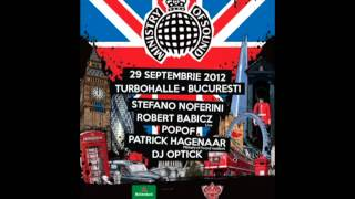 Dj Optick LIVE (warm-up set) - Ministry Of Sound Made in London Bucharest - sept 2012 full set