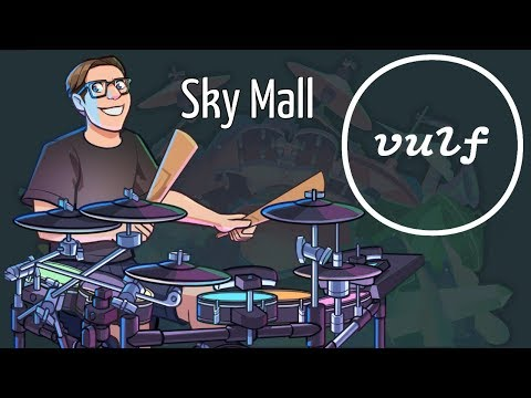 vulfpeck - Sky Mall | Drum Cover | Flewp