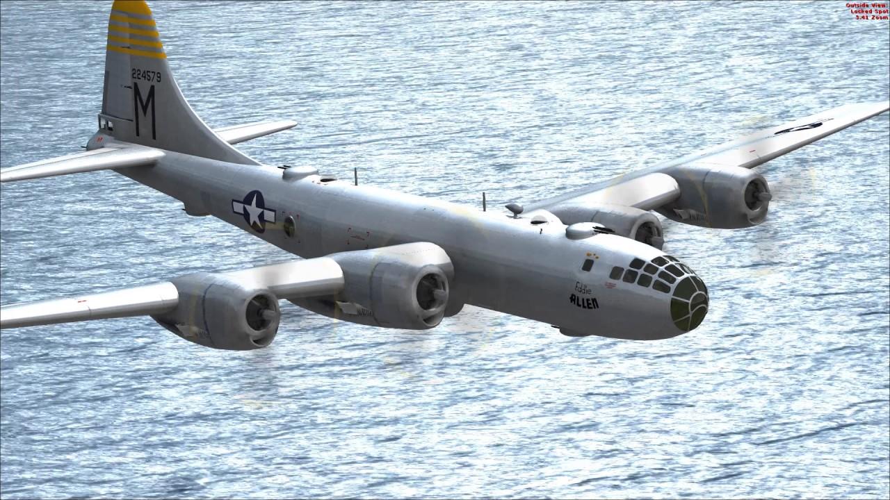 Virtavia B-29 Superfortress