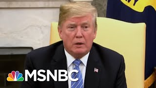 Report: Donald Trump's Lawyers Set New Conditions For Interview With Mueller | The Last Word | MSNBC