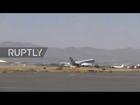 Yemen: Sana'a airport re-opens for humanitarian aid aircrafts