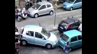 Un giorno di ordinaria follia...a Napoli!